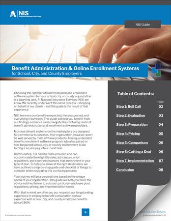 Benefit Admin Buyers Guide