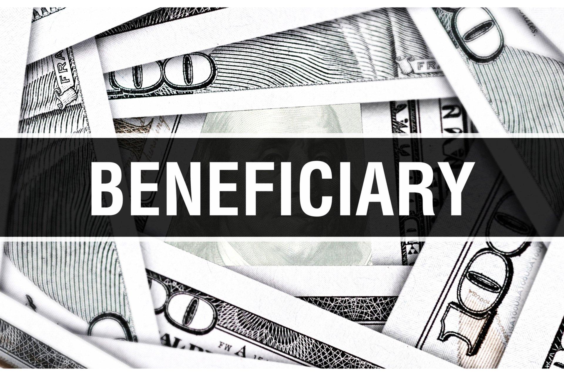 update beneficiary