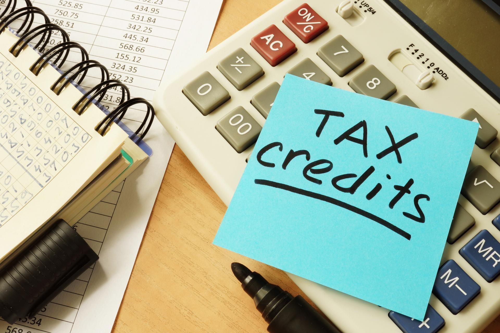 FFCRA tax credits