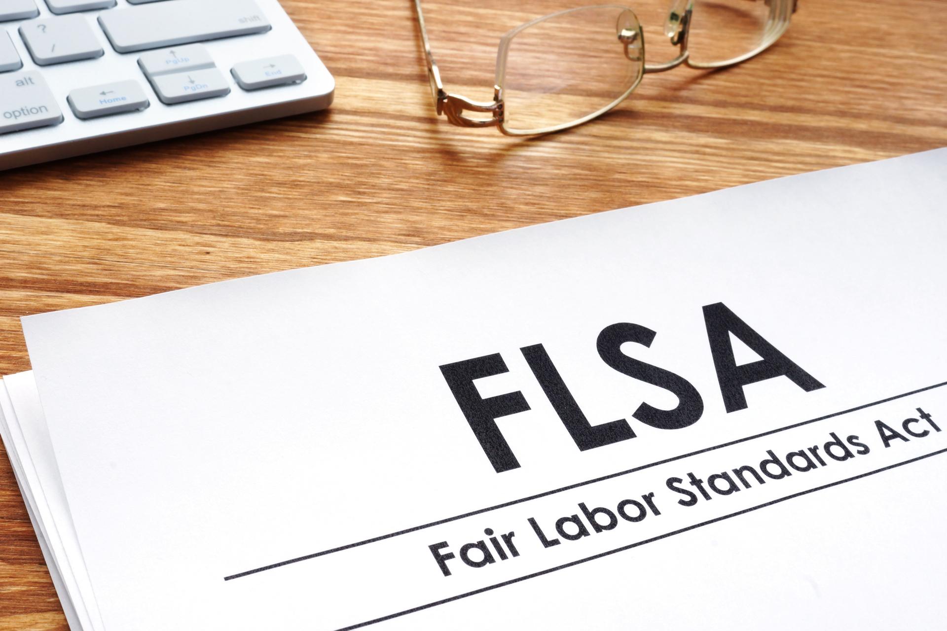 FLSA opinion letters