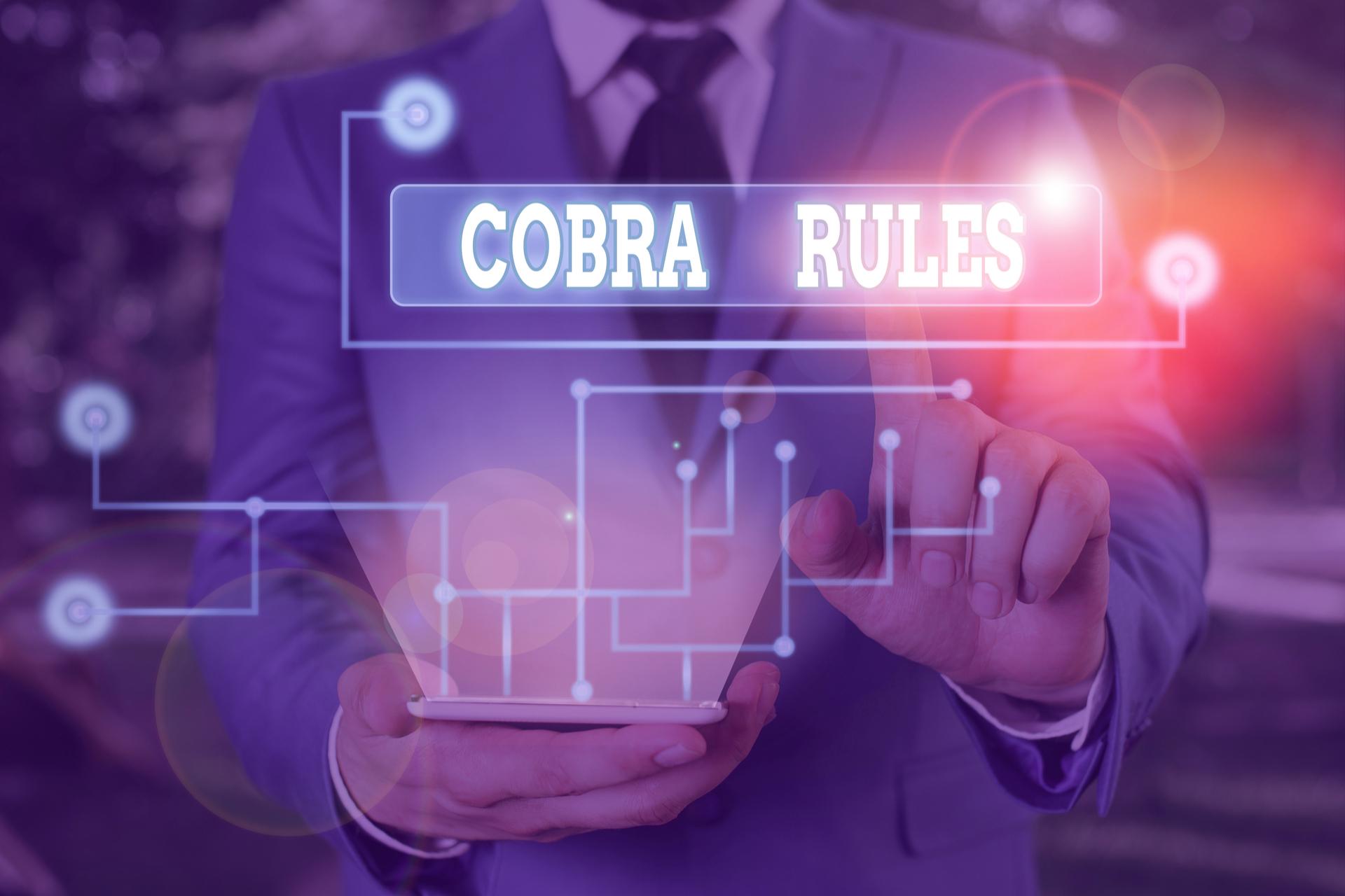 COBRA Subsidy Expiration Notice Due
