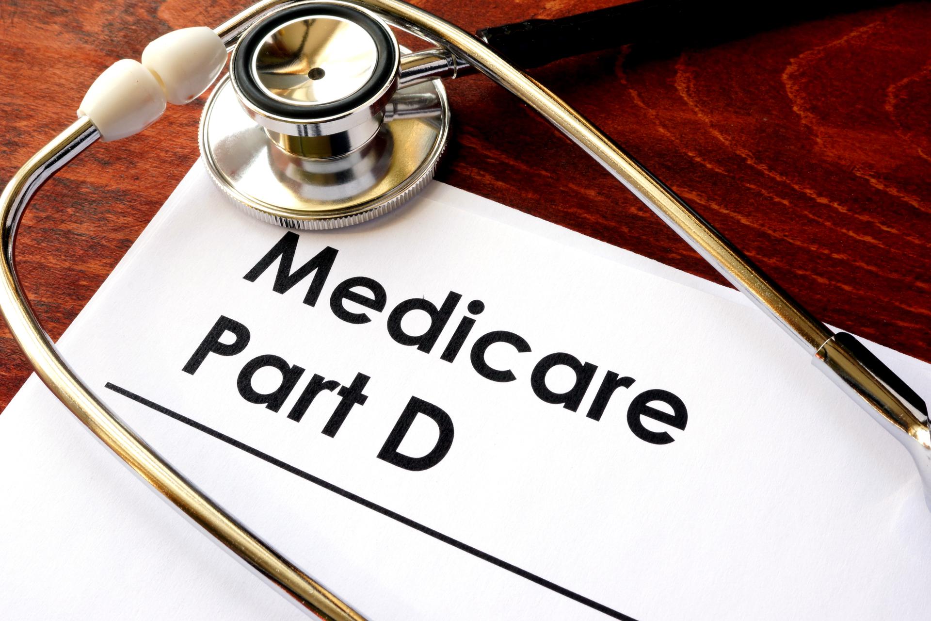 Medicare Part D Notices Due