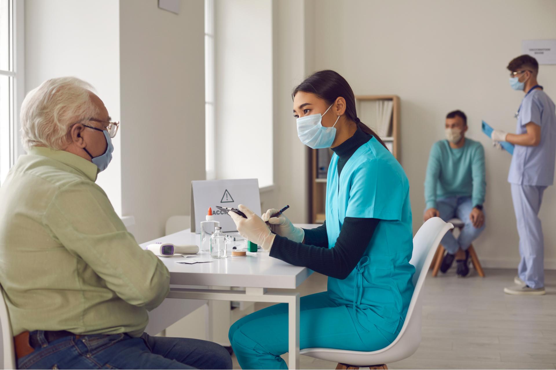 vaccination workplace program