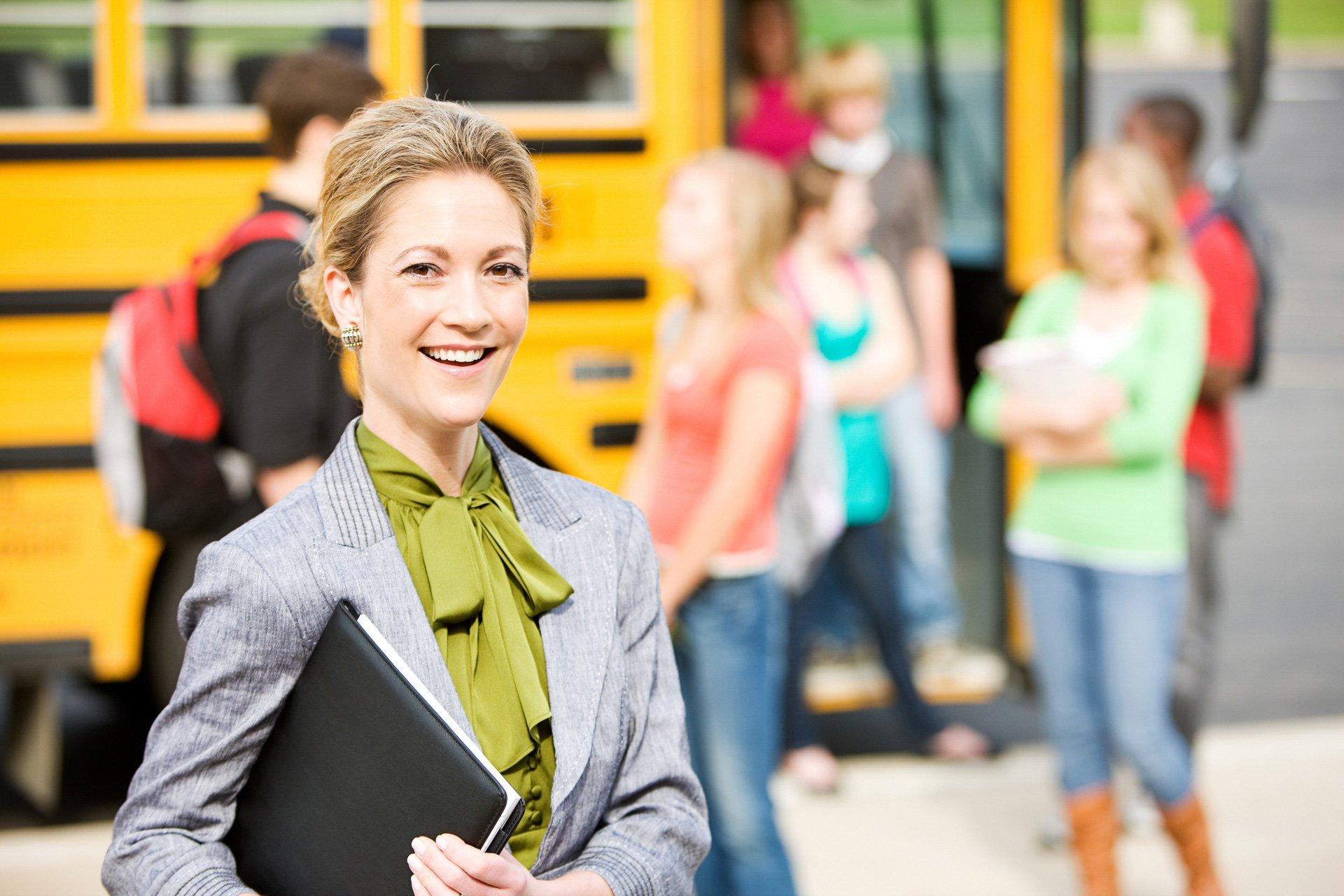 school administrator