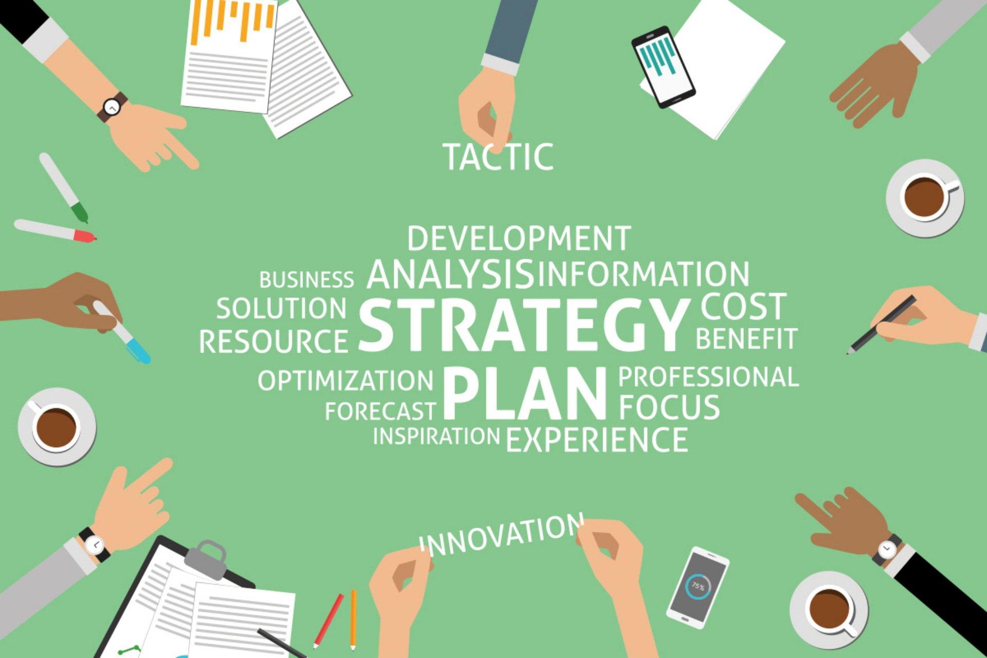 strategic benefit plan