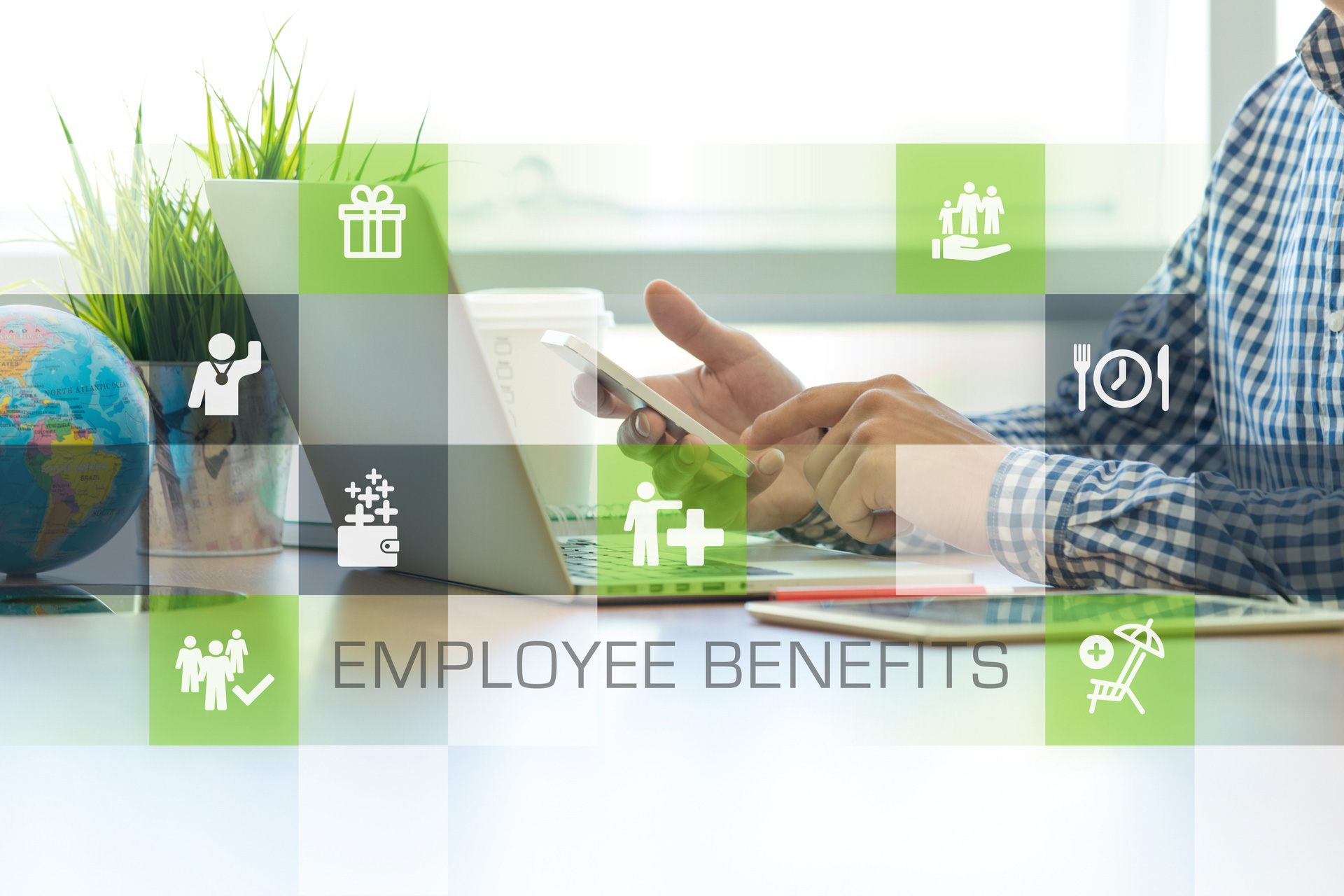 Employers Enhancing Their Benefit Packages with Worksite Benefits